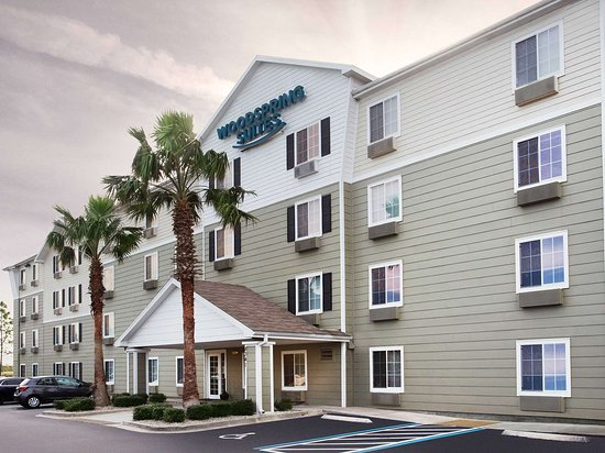 WoodSpring Suites Jacksonville I-295 East