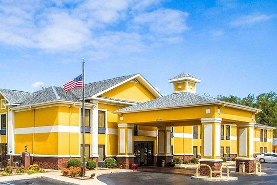 Quality Inn 62 7 0 Updated 2018 Prices Motel Reviews Alexander City Al Tripadvisor