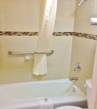 Forest, Миссисипи: Guest Bathroom