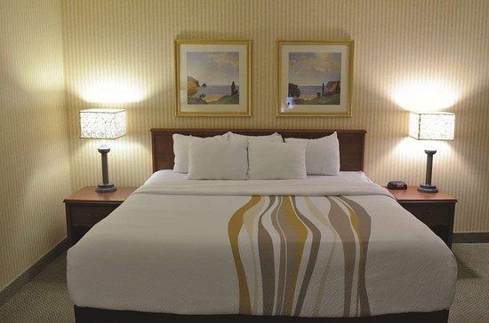 La Quinta Inn & Suites Stevens Point: Suite