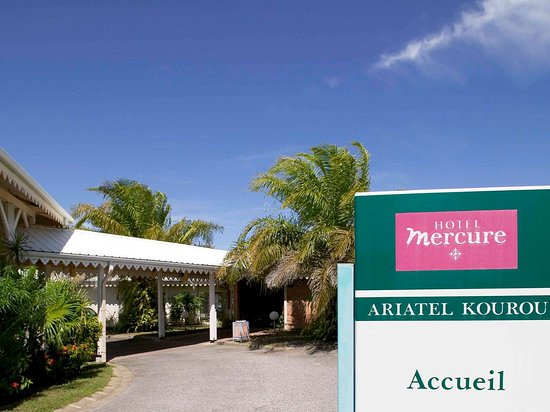 Mercure Kourou Ariatel : Exterior view