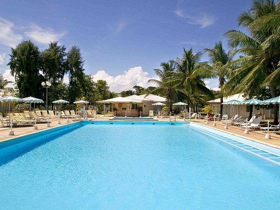 Mercure Kourou Ariatel : Recreational facility