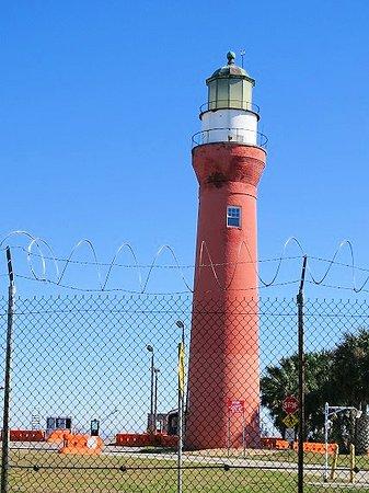 Atlantic Beach, FL: view of st. johns lighthouse