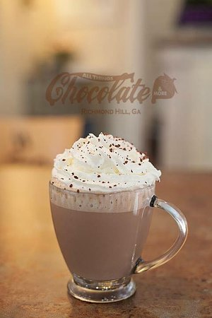 The Best Hot Chocolate Ever!