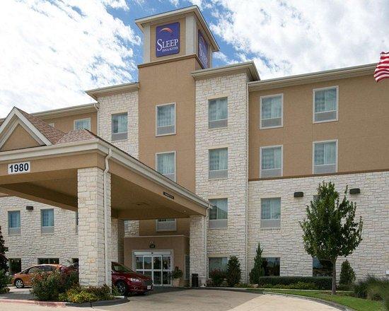 Sleep Inn & Suites Round Rock
