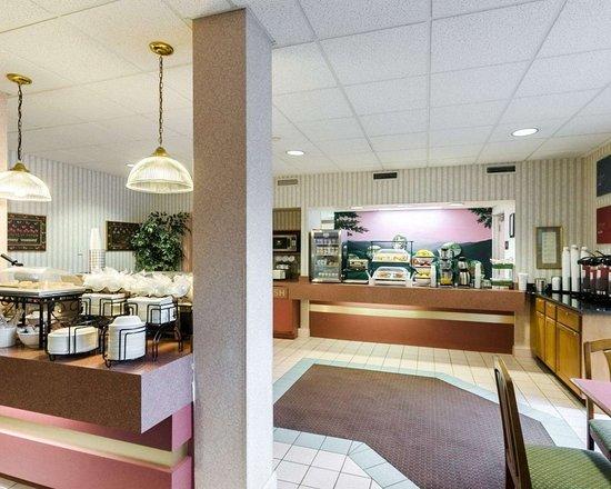 Grundy, VA: Free hot breakfast