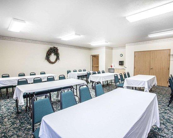 Rodeway Inn & Suites Spokane: Meeting room