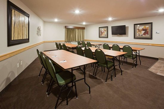 Hawley, MN: Meeting Room