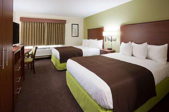 Hawley, Μινεσότα: Guest room