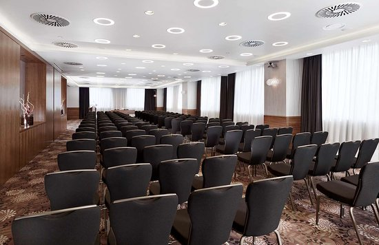 DoubleTree by Hilton Hotel Zagreb: Meeting Room