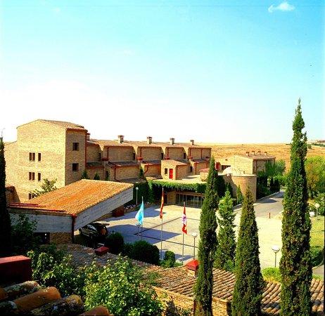 Parador de Segovia, hôtels à Ségovie