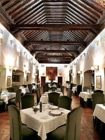 Oropesa, Hiszpania: Restaurant
