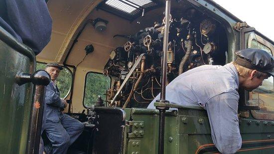 Severn Valley Railway: Engineers