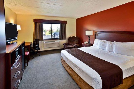 Baudette, MN: Guest room