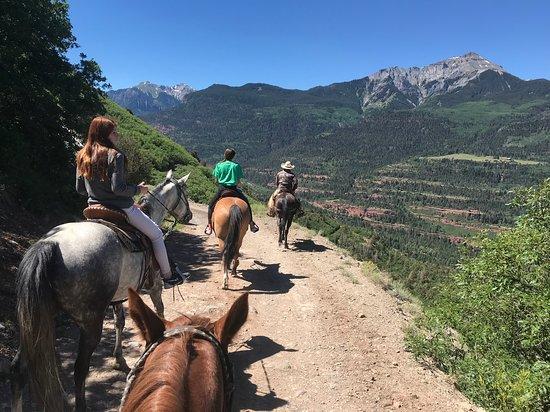Zdjęcie Buckaroo Trail Ride - 2 Hours