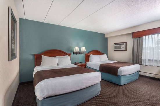New Richmond, Wisconsin: Guest room