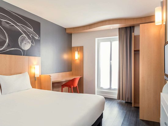 Hotel ibis Paris Pere Lachaise Paris France