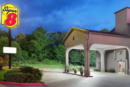 スーパー 8 モーテル ハンツヴィル テキサス