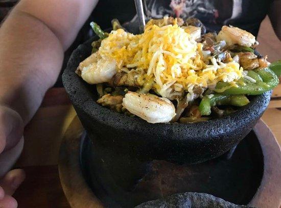 Early, Teksas: Super Molcajete!