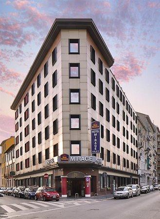 Best Western Hotel Mirage : Exterior