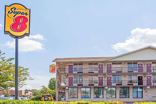 Super 8 by Wyndham Manassas: Welcome to the Super 8 Manassas
