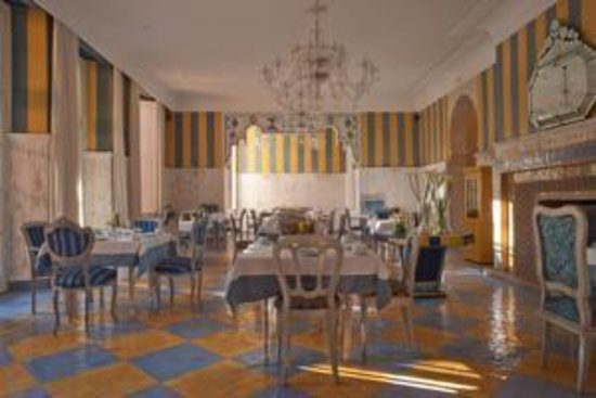 Tigmiza - Suites & Pavillons : Restaurant