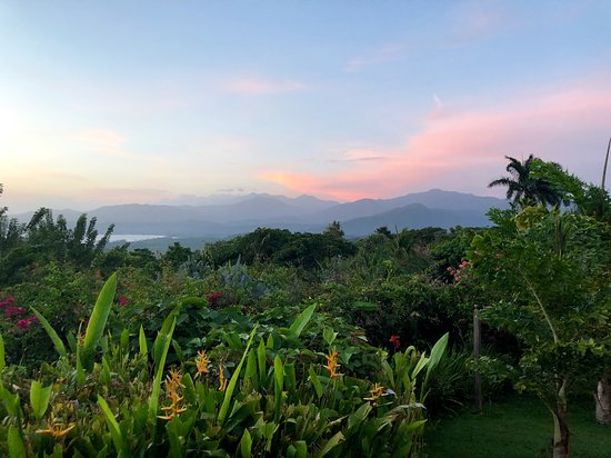 Robin's Bay, Jamaica: Get up early to see a stunning sunrise from the balcony
