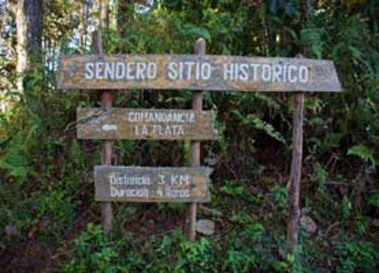 Santiago de Cuba Province, Cuba: sendero comandancia del che