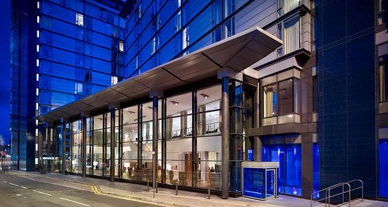 Champagne And Afternoon Tea Review Of Doubletree By Hilton Manchester Piccadilly Tripadvisor