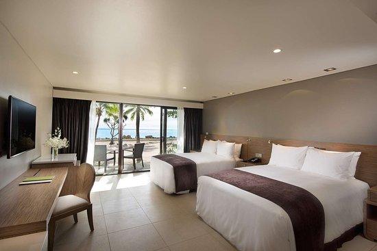 Sonaisali Island, Fiji: Guest room