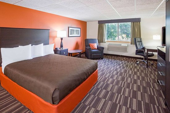 Sartell, MN: Guest room