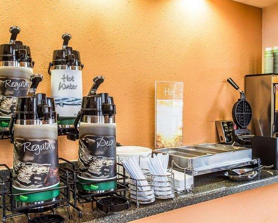 Bennettsville, SC: Free coffee