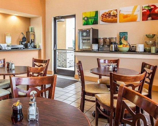 Bennettsville, SC: Breakfast room