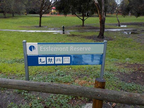 Esslemont Reserve