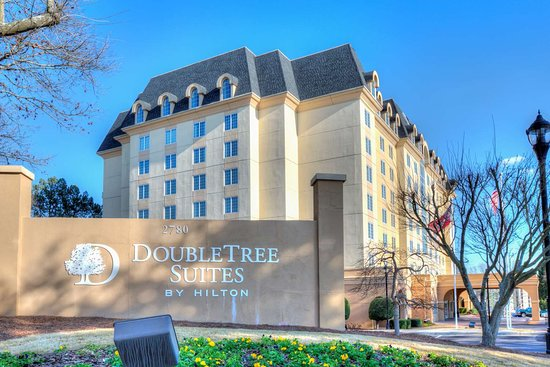 DOUBLETREE SUITES BY HILTON HOTEL ATLANTA GALLERIA UPDATED 2018