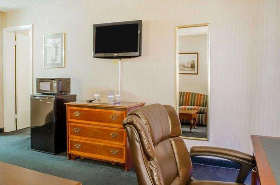 Burnham, Pennsylvanie : Guest room with added amenities
