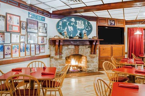 Burnham, Pennsylvanie : Dining room