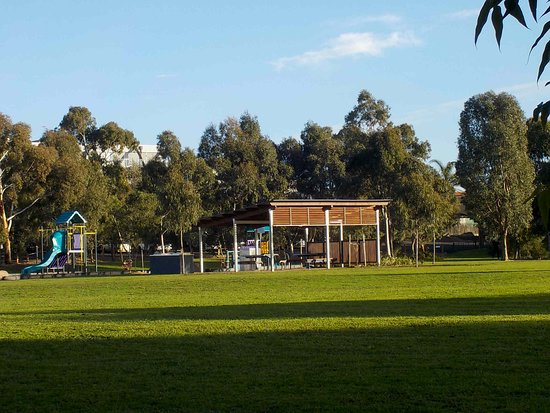 Allison Reserve Playground