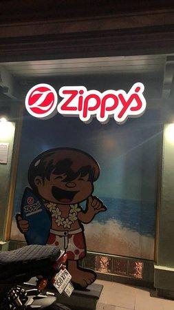 Zippys Restaurant Kapahulu: yummy