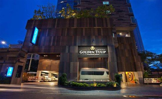 Golden Tulip Mandison Suites: Facade High res