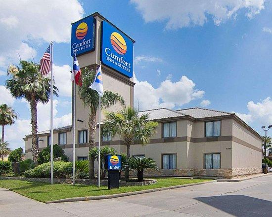 Comfort Inn & Suites West: Comfort Inn and Suites Houston Key-Katy hotel in Katy TX