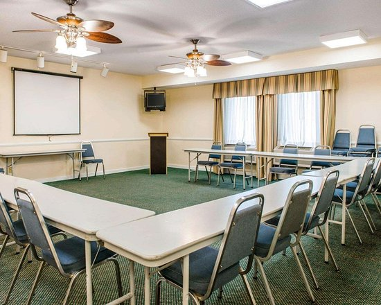 Rushville, Индиана: Meeting room