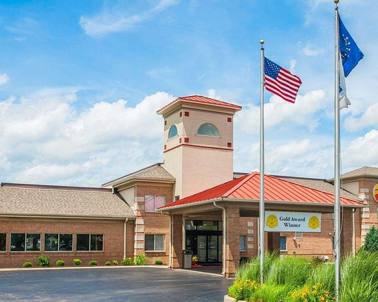 Comfort Inn Near Indiana Premium Outlets