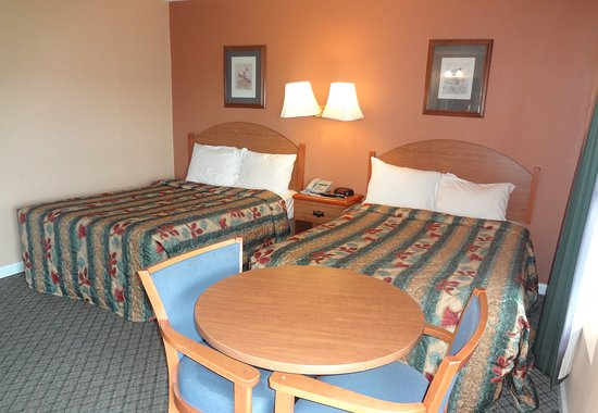 Goode, Вирджиния: Standard Room with Two Double Beds