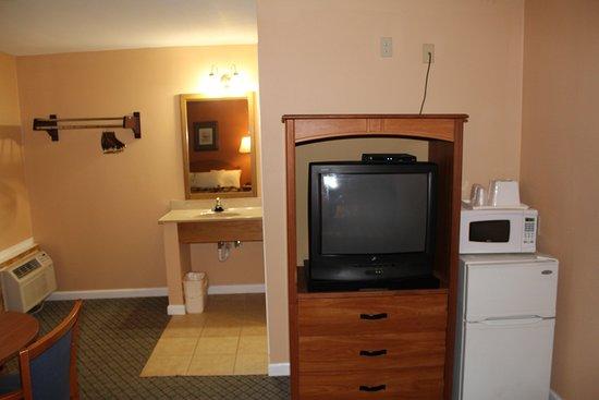 Goode, Вирджиния: Guest Room Amenities