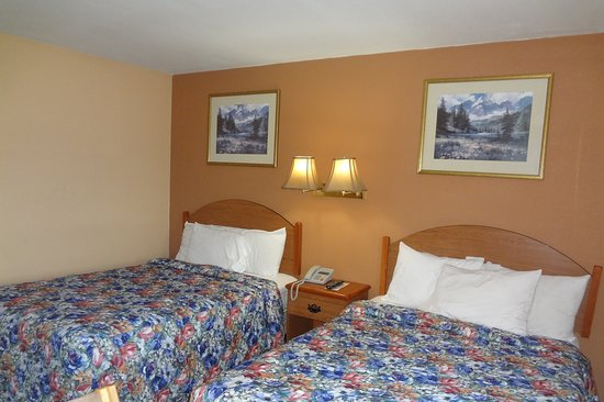 Goode, VA: Standard Room with Two Double Beds