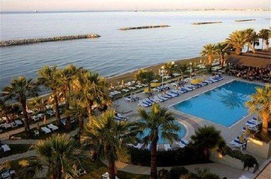 Palm Beach Hotel Bungalows Oroklini Cyprus Foto S Reviews En Prijsvergelijking Tripadvisor