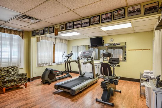 Front Royal, VA: Exercise room