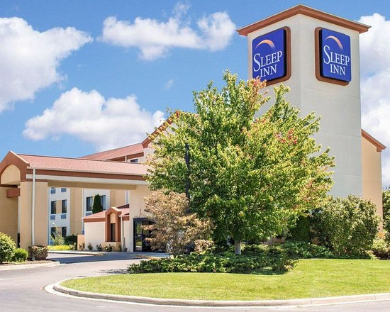 Sleep Inn, Wytheville: Sleep Inn hotel in Wytheville, VA