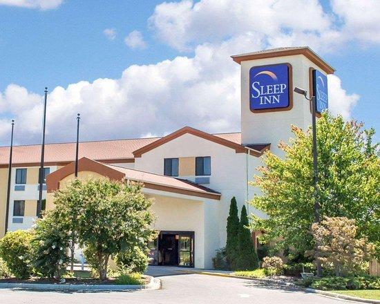 Sleep Inn, Wytheville: Hotel exterior